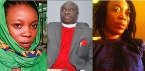Sex Scandal: Bishop Chris Kwakpovwe Caughts With Lady In Leaked Sex Audio